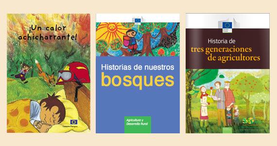 Descarga libros gratis para niños(as) en EU Bookshop