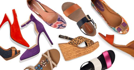 Ofertas en zapatos y bolsas en Nine West México