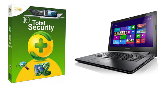 Descarga gratuita de 360 Total Security
