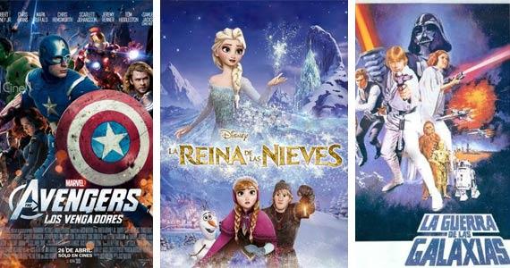 Jueves precio especial y otras promociones en Cinemex