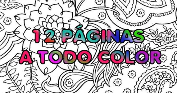 Libro para colorear gratis para adultos