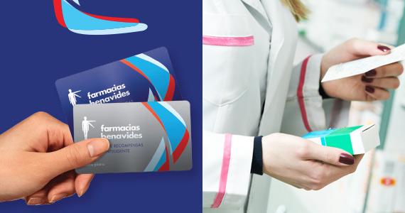 Beneficios del programa de lealtad – Farmacia Benavides