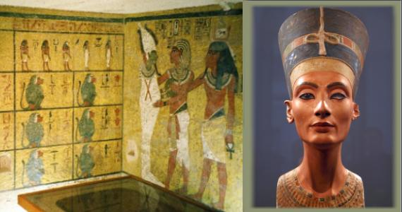 El descubrimiento del siglo: la tumba real de Nefertiti
