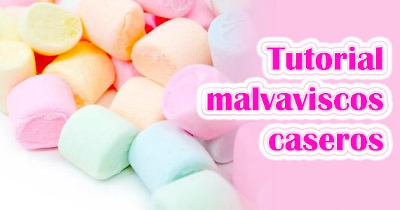 Receta fácil de riquísimos marshmallows caseros -nubes-