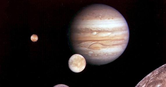 Jupiter, Marte y Saturno se iluminan en junio