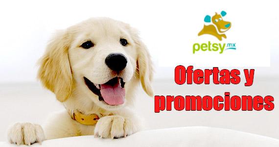 Promociones en artículos para mascotas en Petsy