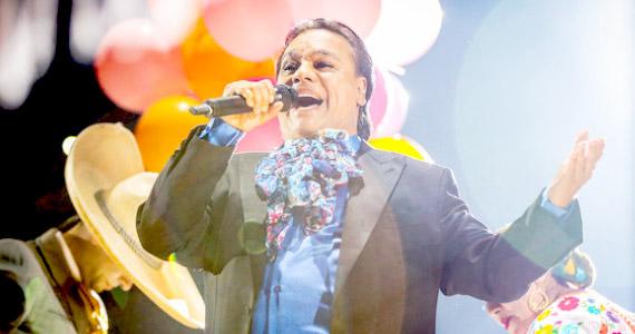 El último concierto de Juan Gabriel en Los Angeles