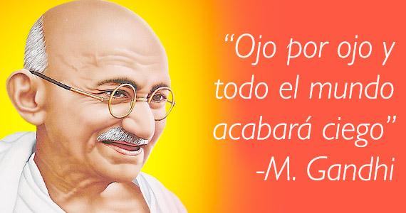 Frases de Mahatma Gandhi que pueden cambiar tu vida