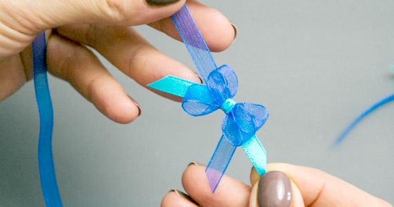 ¿Cómo hacer moños miniatura perfectos?