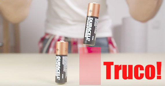 Técnica fácil para saber si las baterías sirven o no