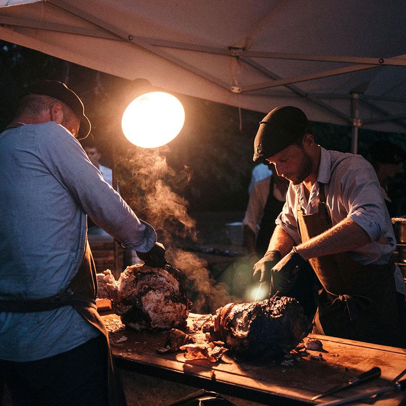 cuisine nocturne