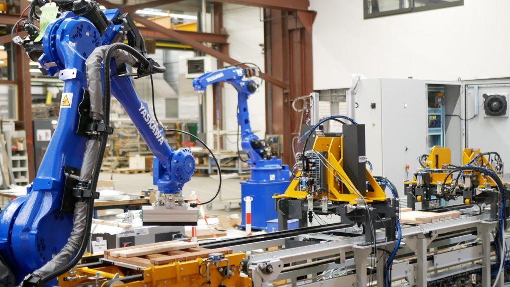 Bandeau robotique