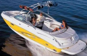 Bow Rider Boat Rental