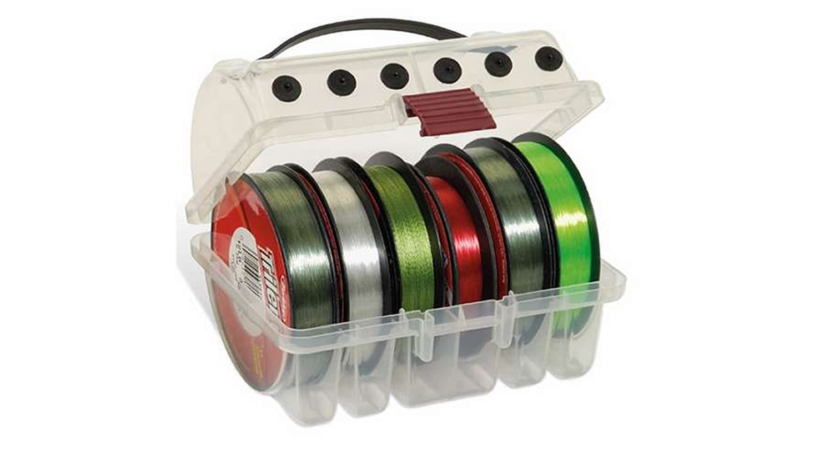 Variety of fishing line to use