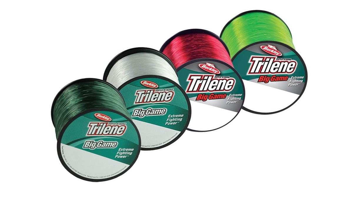 Monofilament fishing line - The Old Reliable