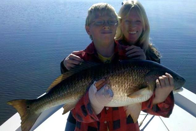 iOutdoor Fishing Report with Capt Roland