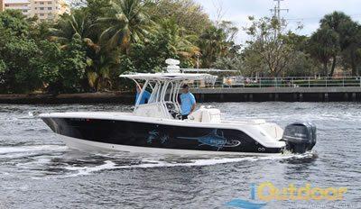 Marathon Charter Fishing Package Boat