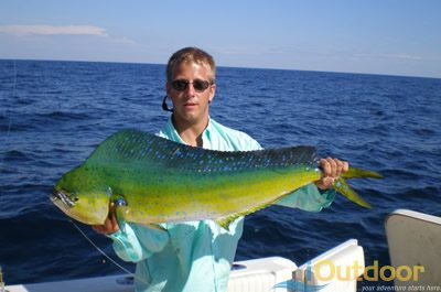 Marathon fishing mahi-mahi packages
