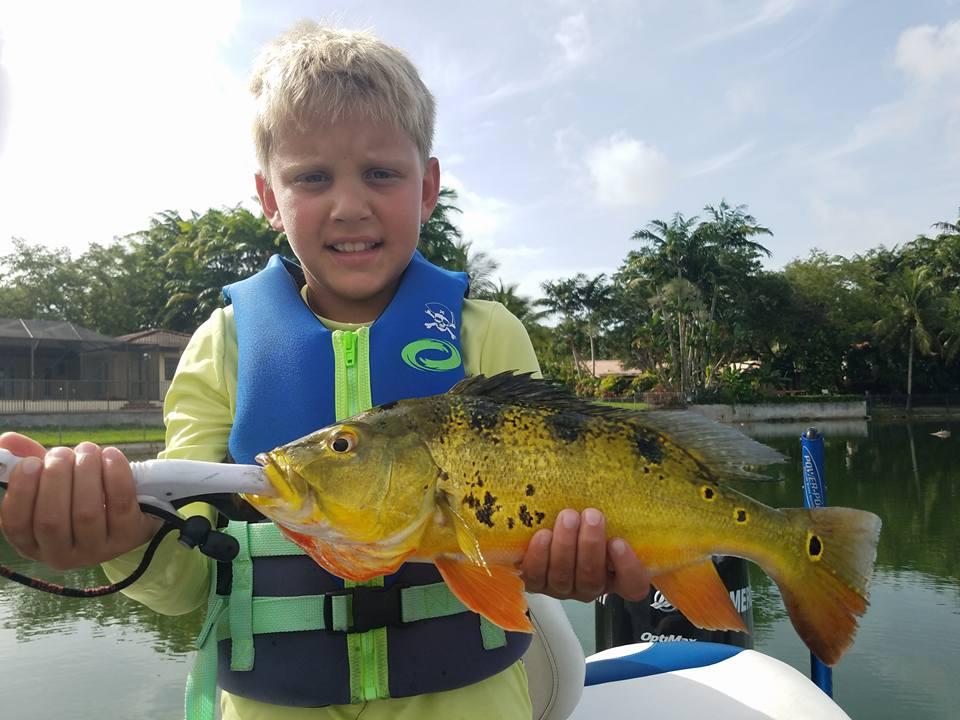 Aerojet Canal Fishing