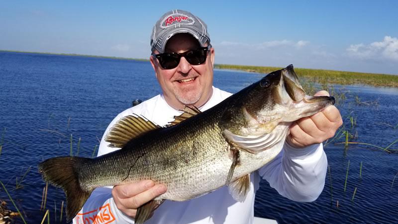 Florida Afternoon Bass Fishing