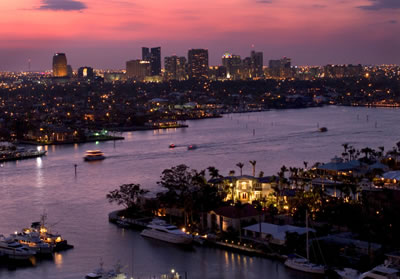 Ft Lauderdale Intracoastal Sunset Cruise