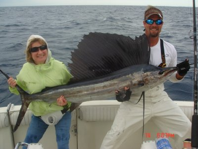 Florida Deep Sea Fishing Trip