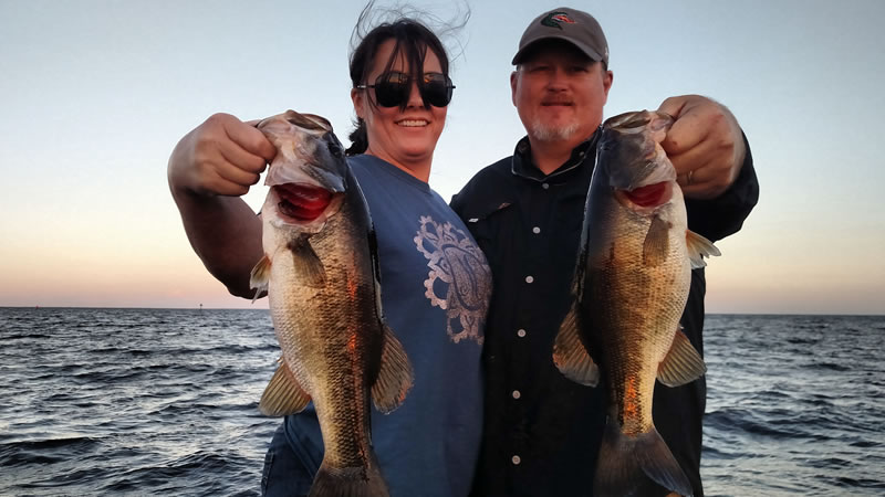 Lake Okeechobee Bass Trip
