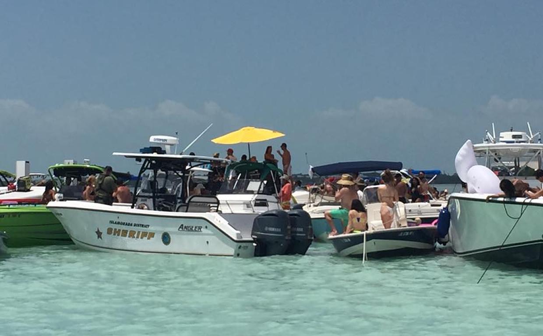 Palm Beach Intracoastal Sandbar Cruise