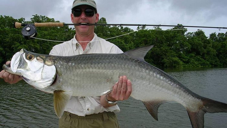 Daytona Tarpon Fly Fishing