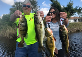 Marco Island Bass Fishing Charters