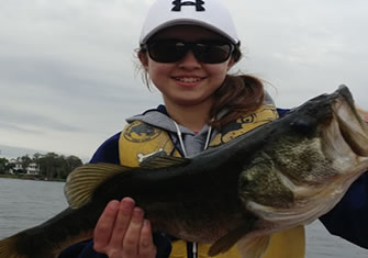 New Smyrna Beach Bass Fishing Charters