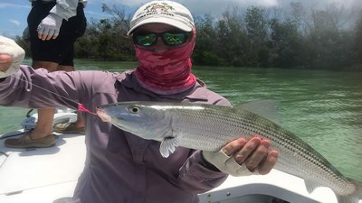 Marathon Backcountry Saltwater Fishing