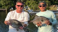 August Destin Offshore Fishing