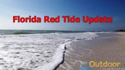 Florida Red Tide Update