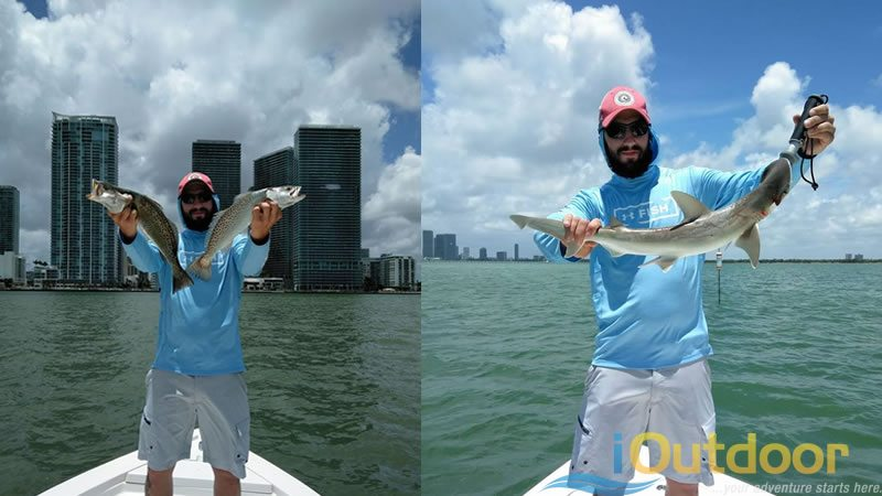 Miami Saltwater Trout Fishing