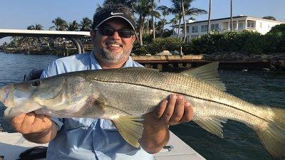 Stuart Snook Fishing Charter