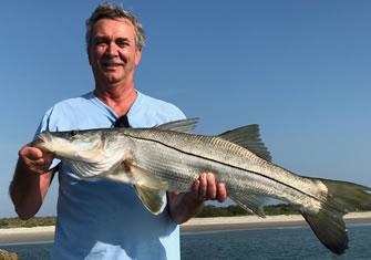 Jupiter Snook Fishing