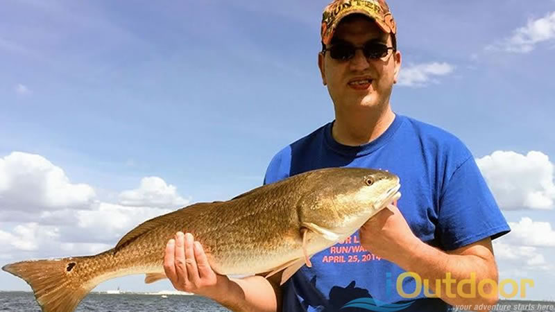 Local Inshore Fishing Jacksonville FL