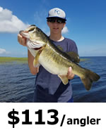 Bradenton Bass Fishing Charters