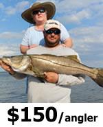 Bradenton Inshore Fishing Charters
