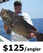 Bradenton Offshore Fishing Charters