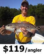 Hernando Beach Inshore Fishing Charters