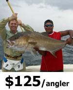 Homosassa Offshore Fishing Charters