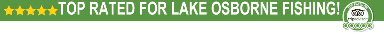 LAKE OSBORNE FISHING CHARTER BANNER