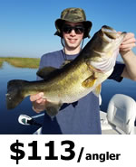 Sarasota Bass Fishing Charters