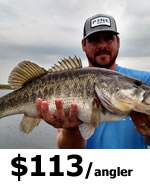 Venice Bass Fishing Charters