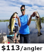 Belle Glade bass Fishing