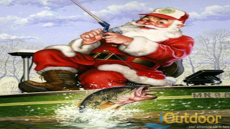 CHRISTMAS FISHING
