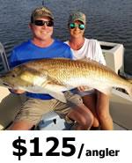 Daytona Inshore Fishing Charters
