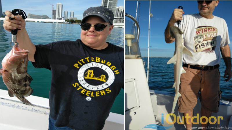 December Inshore Fishing